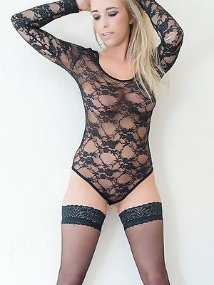 JODIE IN SOME LINGERIE